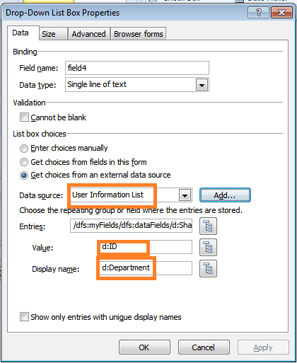 This view cannot be displayed because the number of lookup and workflow status columns it contains exceeds the threshold (8) enforced by Administrator.