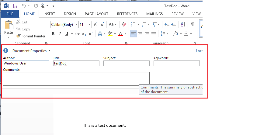 enabled document information sharepoint online