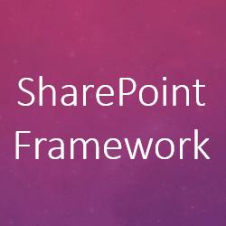 Learn SharePoint Framework
