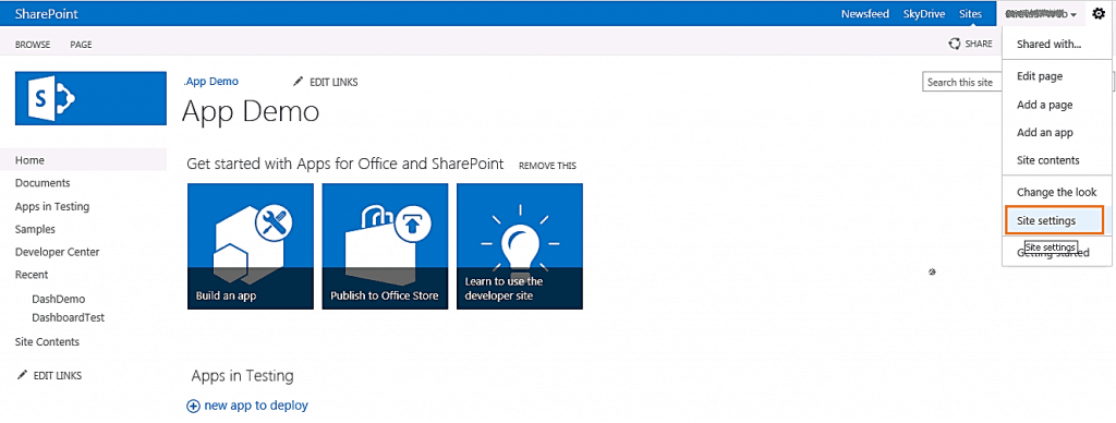 enable tree view sharepoint