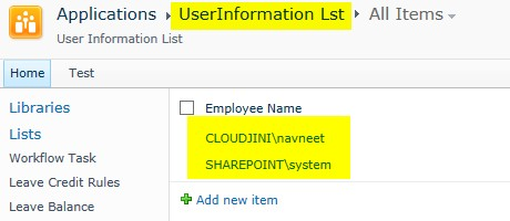 Fetch all users to custom list using event receiver in SharePoint 2010