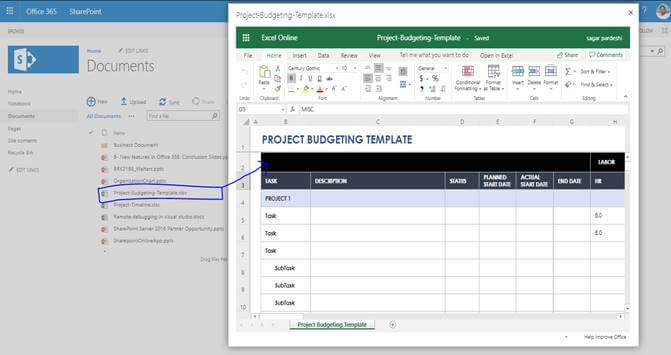 open Office Web Apps (Word, Excel, PowerPoint) documents in Iframe