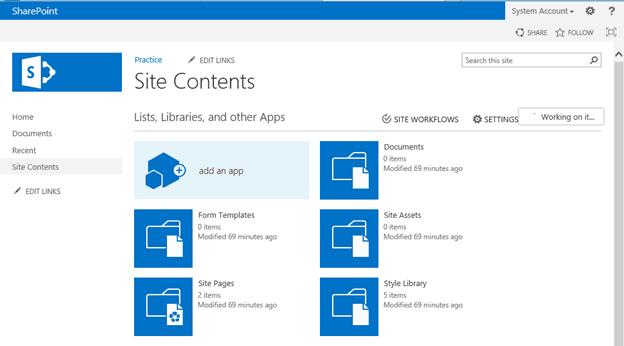 create custom list template sharepoint 2016 using visual studio