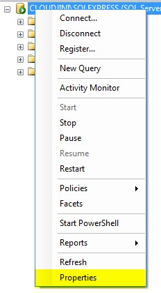enable remote connections for sql server 2014