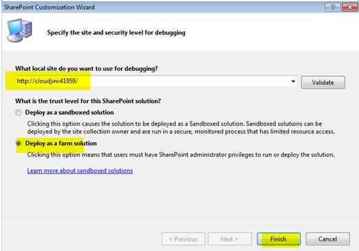 Create dll using Visual Studio 2010