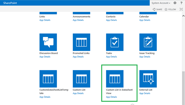 how to create custom list template sharepoint 2013 programmatically