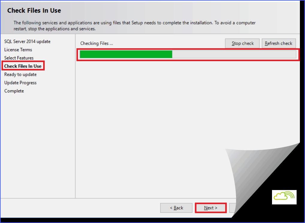 steps to install sql server 2014 sp1