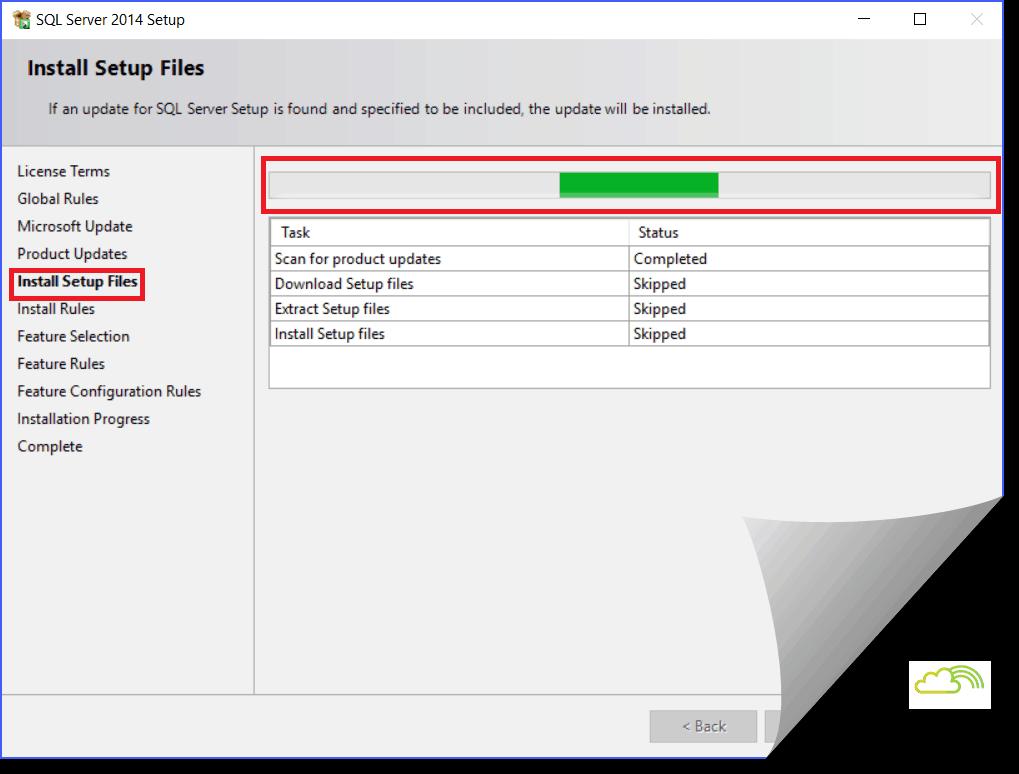 how to install sql server 2014 step by step pdf