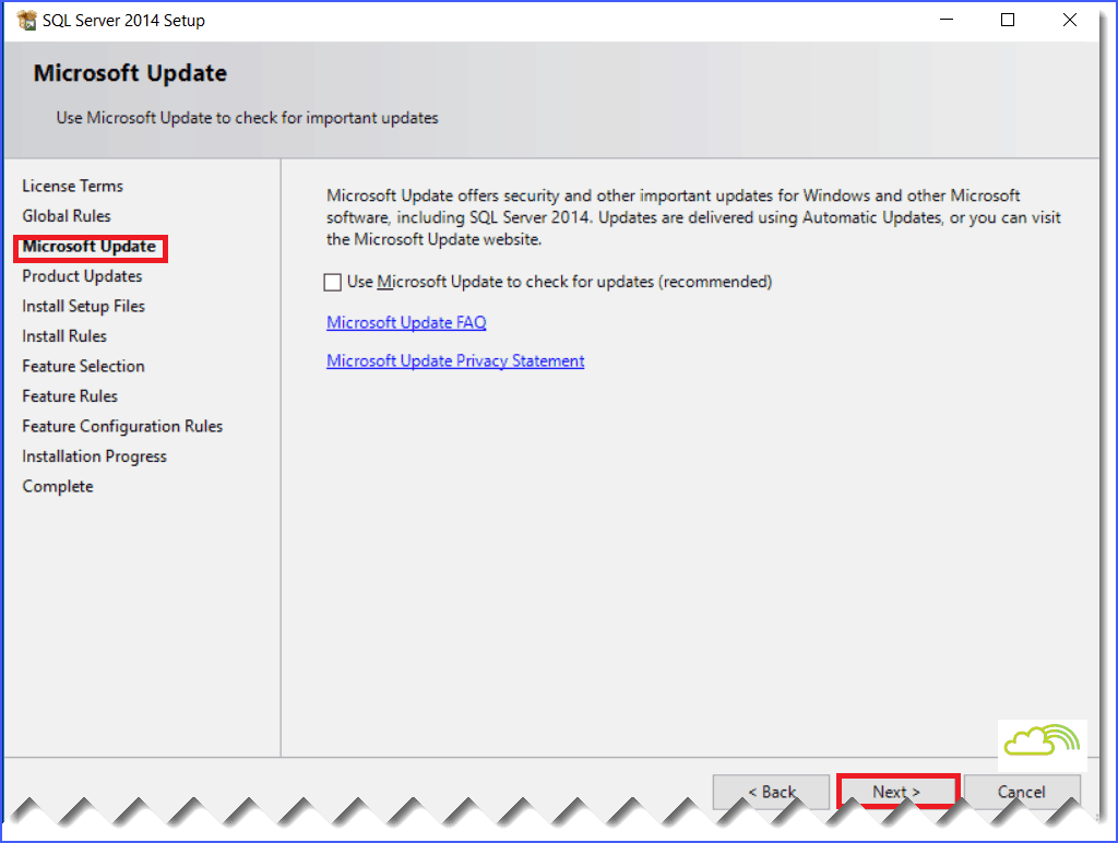 install sql server 2014 on windows server 2012 r2