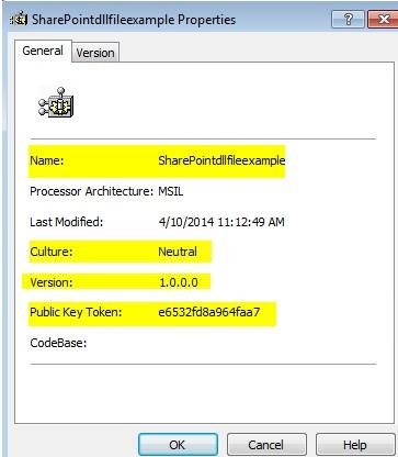 sharepoint 2010 Create dll using Visual Studio