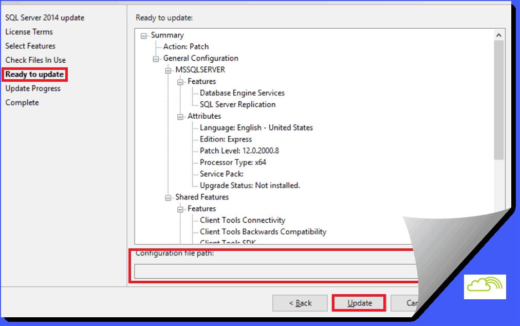 install sql server 2014 sp1