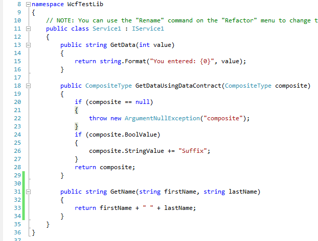 wcf service example c# step by step