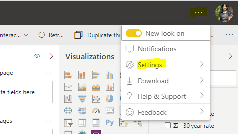 power bi publish to web not working