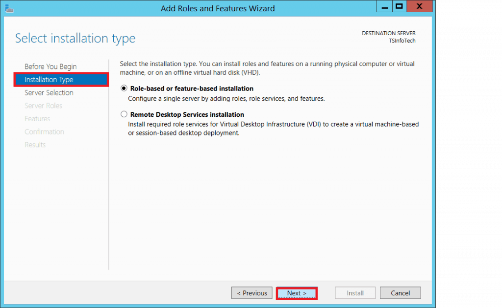 How to enable wireless in windows server 2012