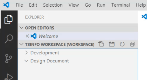 What is a Visual Studio Code Workspace