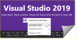 download visual studio 2019 free