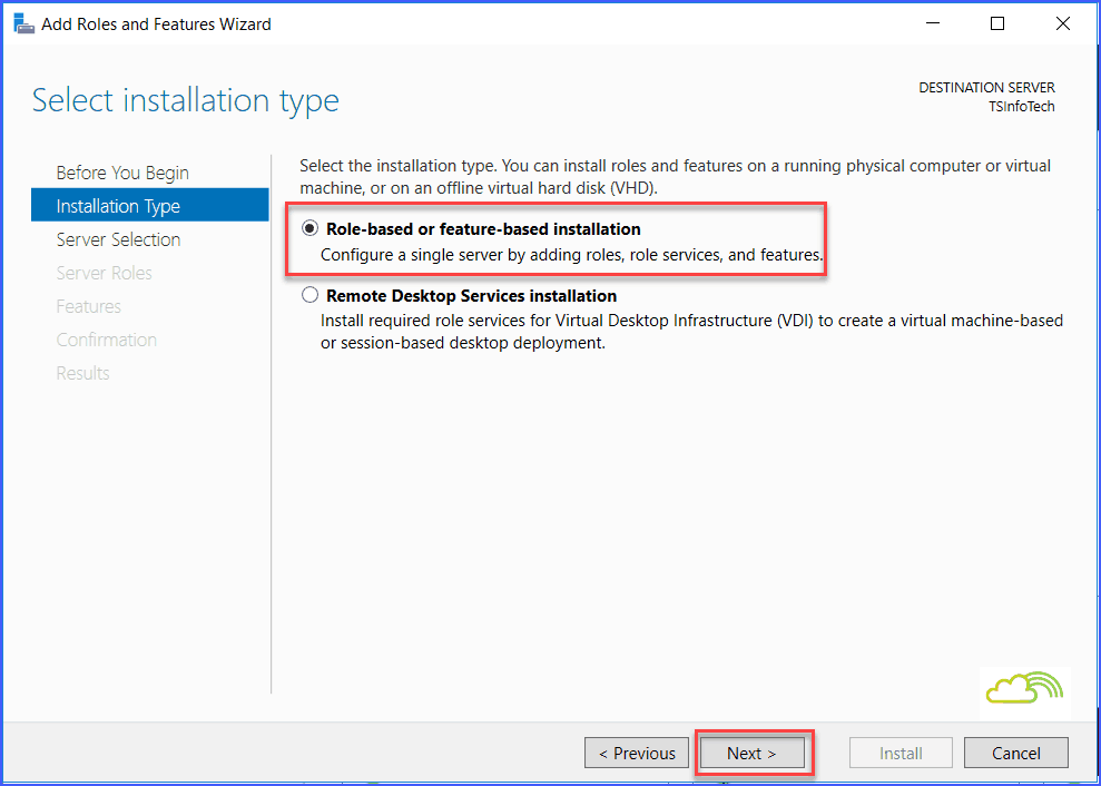 promote server 2016 to domain controller