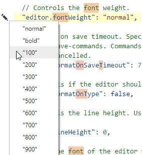 change font size shortcut