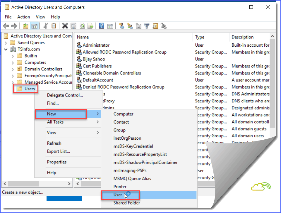 windows server 2016 add user to administrator group