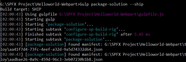 sharepoint spfx graph api