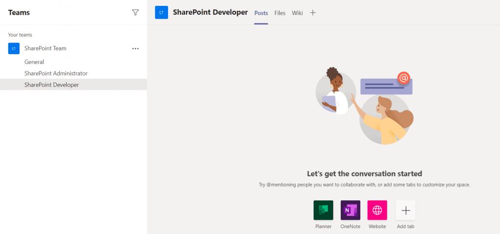 Add members to Microsoft Teams