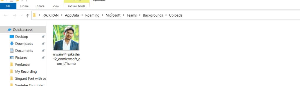 change microsoft teams background custom