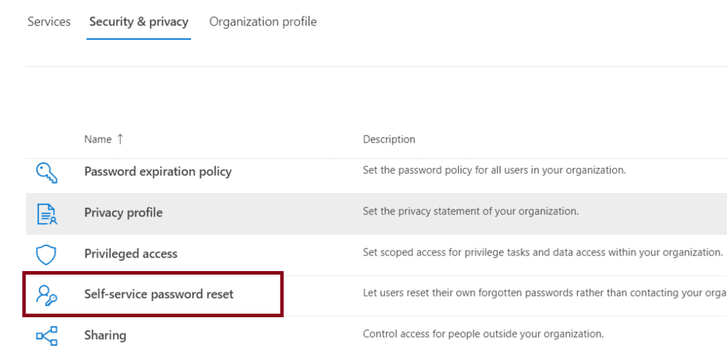 How to change password office 365 hybrid
