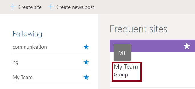 How to Delete a SharePoint Team Site in Office 365