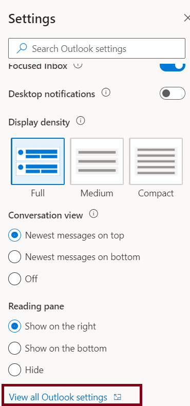 How to add signature in outlook webmail