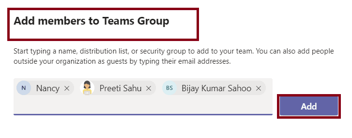 how to create a group chat in microsoft teams