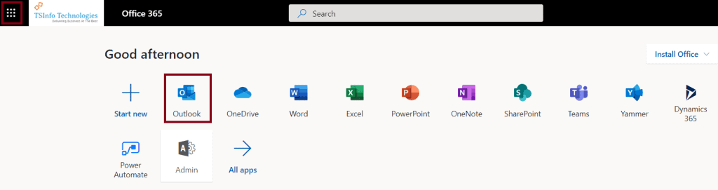 How to send email to all contacts in office 365