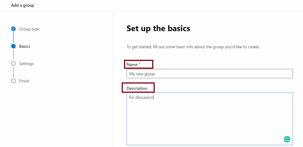 making a distribution list in office 365