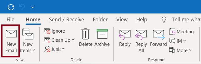 how to schedule an email in office 365