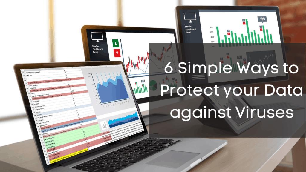 Protect Data against Viruses