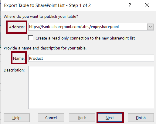 Connect SharePoint Calendar to Outlook