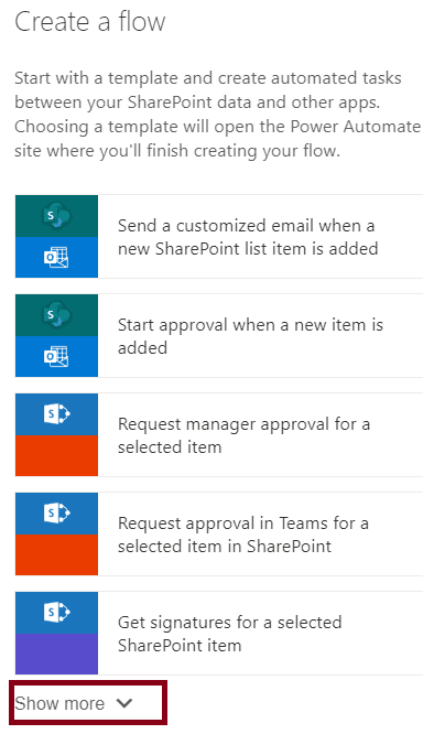 export SharePoint list to csv workflow