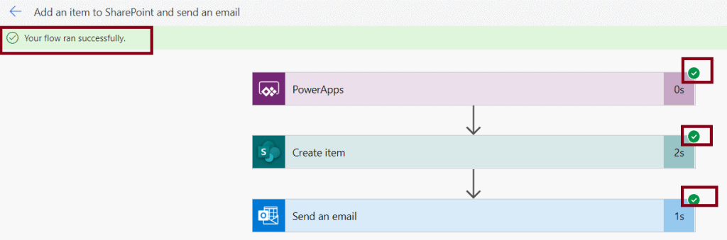 how to create a template in MS Flow