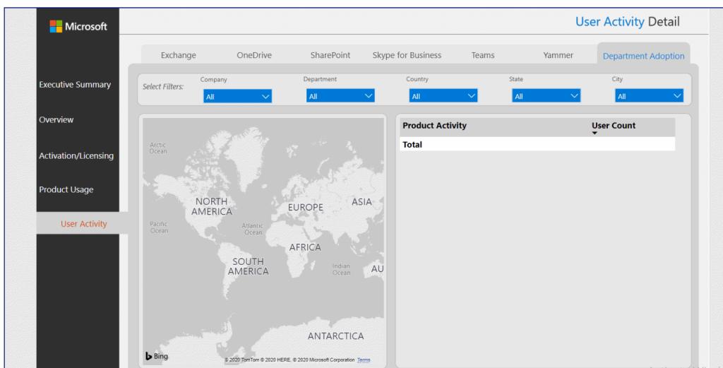 display power bi report in powerapps