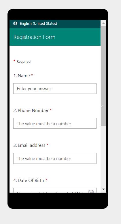 microsoft forms tutorial