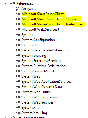 get user profile properties sharepoint 2013 using client object model