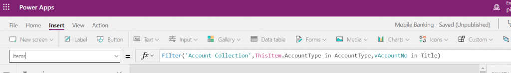 powerapps nested gallery limit