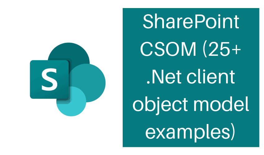 client object model in sharepoint 2013