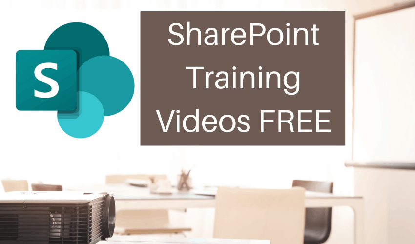 SharePoint Training Videos