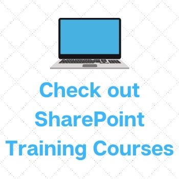 SharePoint Training Course