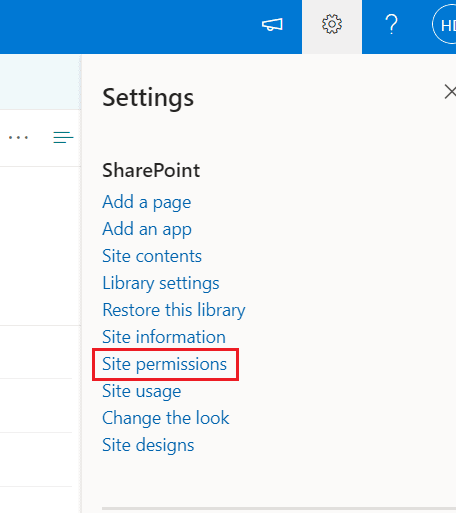Add user to SharePoint site