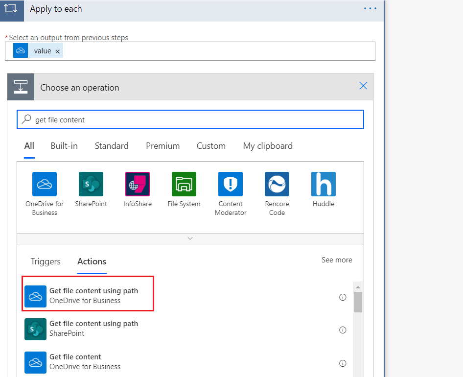 copy files from OneDrive to SharePoint