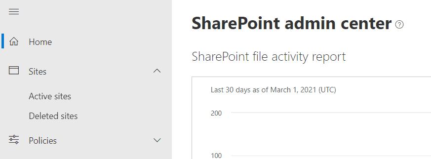 create modern team site sharepoint online