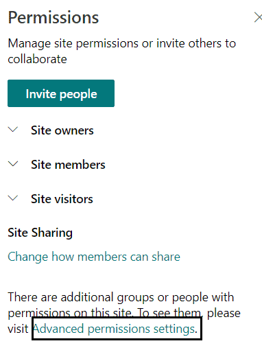 SharePoint site collection administrator