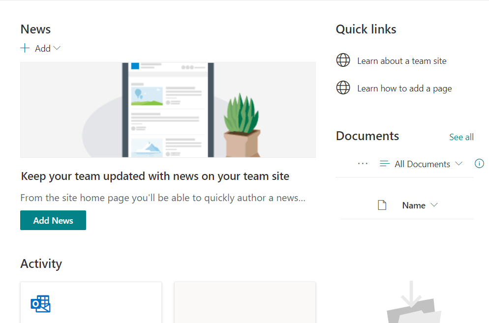 How to know if a site is a SharePoint team site or not?