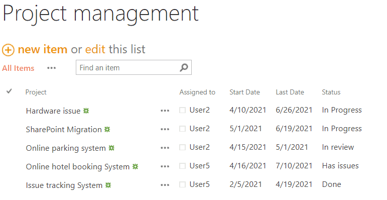 Default view style SharePoint classic site